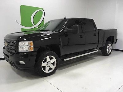2014 Chevrolet Silverado 2500 LTZ 2014 Chevrolet Silverado 2500HD, Black with 86,489 Miles available now!