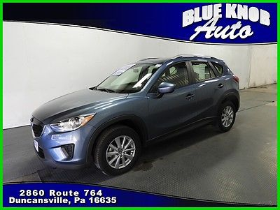 2014 Mazda CX-5 Sport 2014 Sport Used 2L I4 16V Automatic All-wheel Drive SUV