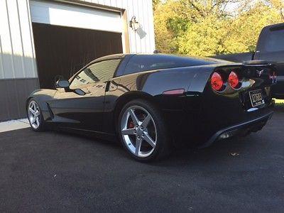 2005 Chevrolet Corvette z51 2005 C6 Z51 Chevy Corvette