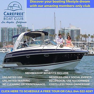 Carefree Boat Club Membership