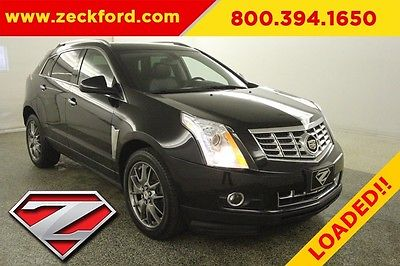 2014 Cadillac SRX Performance Collection 3.6L V6 Automatic AWD Bose Pano Moonroof Leather Navigation Reverse Cam 20