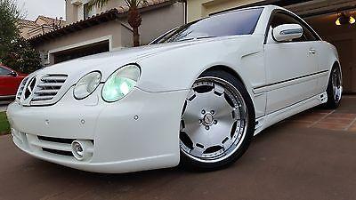 2002 Mercedes-Benz CL-Class  Lorinser Mercedes Benz CL500