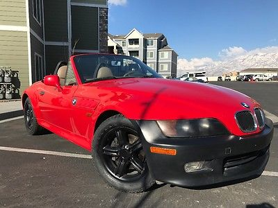 1998 BMW Z3 2.8L BMW Z3 w/ Free Repairs & Snow Tires!