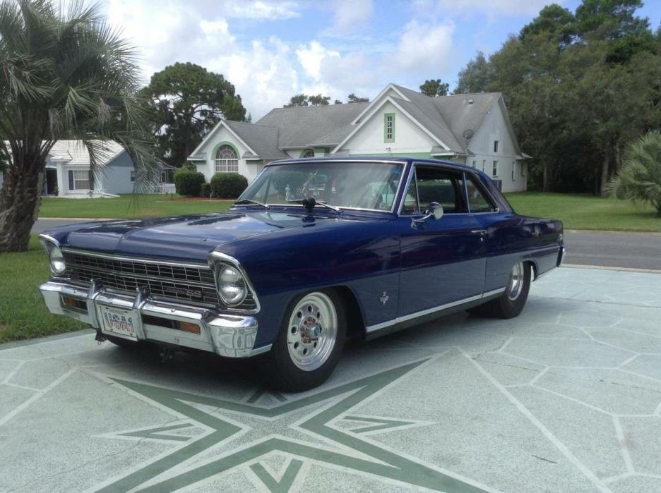 1966 Chevrolet Nova 1966 Nova