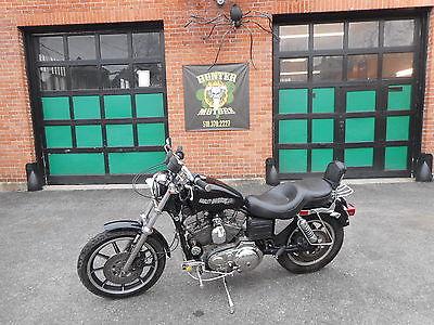 1990 Harley-Davidson Sportster  1990 HARLEY DAVIDSON XL1200  SPORTSTER  EVO  4 SPEED CHAIN DRIVE  MATCHING # S