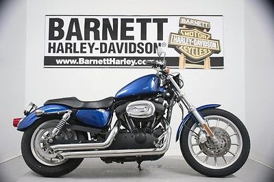 Sportster 1200 Roadster 2004 XL1200R 2004 Harley-Davidson Sportster 1200 Roadster XL1200R Stock:P12812A