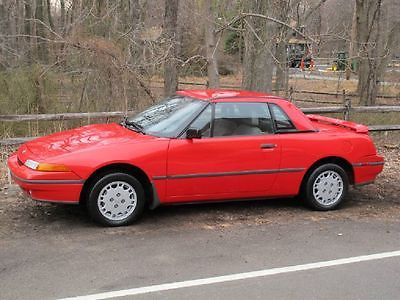 1991 Mercury Capri 1991 Mercury Capri XR2 Turbo