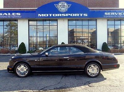 2009 Bentley Other convertible 2009 Bentley Azure Convertible 2-Door 6.8L