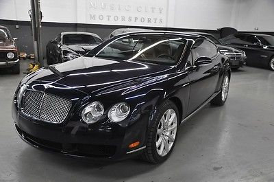 2005 Bentley Continental GT GT Coupe 2-Door ONLY 29115 MILES, SERVICE RECORDS, IN EXCELLENT CONDITION.