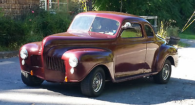 1941 Plymouth Coupe 2 door 1941 Plymouth Coupe