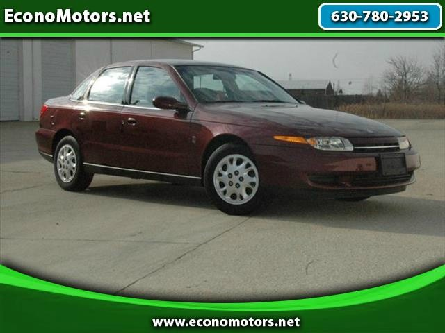 2002 Saturn L200 Cars For Sale