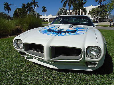 1972 Pontiac Trans Am TRANS AM  1972 TRANS AM 400 CLONE 1969, 1970, 1971,1973 MUSCLE CAR FIREBIRD