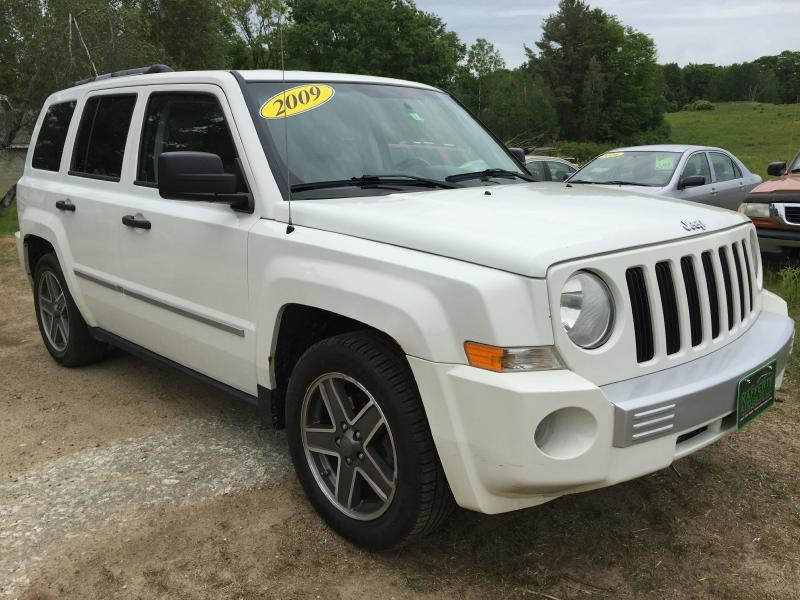 2009 Jeep Patriot Limited 4WD, 103K, 5-Speed, AC, Leather, CD
