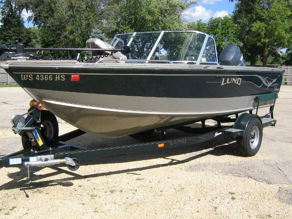Lund 1700 Fisherman Boats For Sale