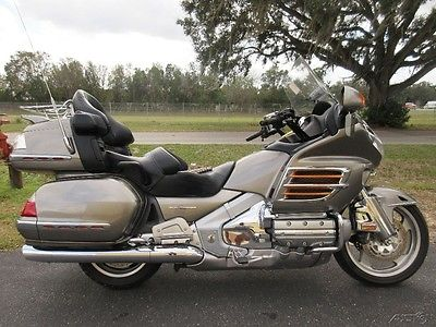 Honda Gold Wing GL1800, GOLDWING, GOLD WING, 2006 Honda Goldwing 1800, GL1800, RIDES GREAT, NICE EXTRAS, NO DEALER FEES