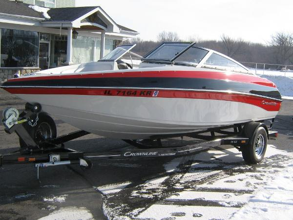 2014 Crownline 18 SS