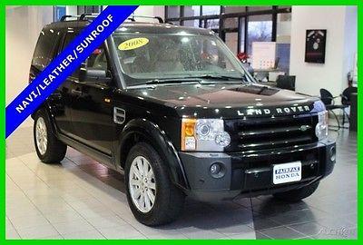 2008 Land Rover LR3 SE 2008 SE Used 4.4L V8 32V Automatic 4WD SUV Premium