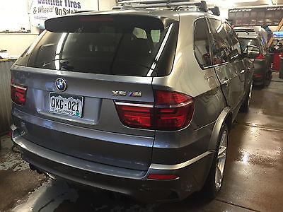 2011 BMW X5 2011 BMW X5M, AWD SUV - WARRANTY & 555 BHP!