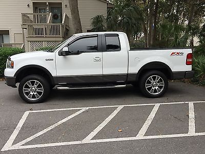 2007 Ford F-150 FX4 2007 Ford F150 FX4