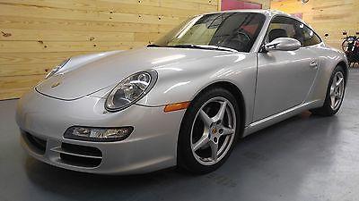 2007 Porsche 911 Carrera Porsche 911 Carrera Coupe