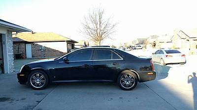 2007 Cadillac STS Base Sedan 4-Door 2007 Cadillac STS Base Sedan 4-Door 4.6L