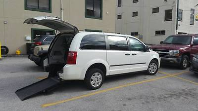 2010 Dodge Grand Caravan CV 2010 Dodge Grand Caravan Handicap Wheelchair Van Holds 2 Wheelchairs