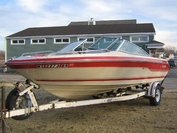 1988 Sea Ray 20 Seville