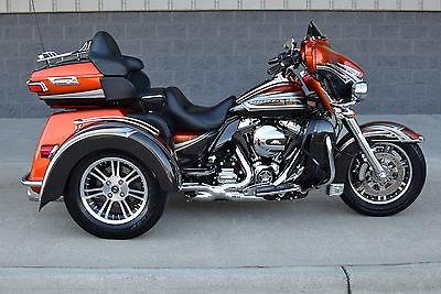 2015 Harley-Davidson Touring  2015 TRI-GLIDE TRIKE CUSTOM  *FLAWLESS* $11K IN XTRA'S!! DAYTONA SPECIAL!! WOW!