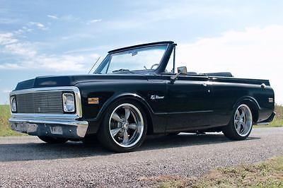 1972 Chevrolet Blazer K5 1972 chevrolet k 5 blazer 2 wd restomod