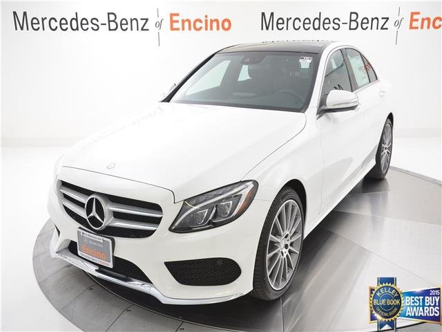 2015 Mercedes-Benz C-Class C400 2015 Mercedes-Benz C400, NEW! DESIGNO, LIGHTNING PACKAGE, MULTIMEDIA, PANO