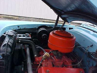 1954 Ford VICTORIA 2 DR 1954 FORD VICTORIA
