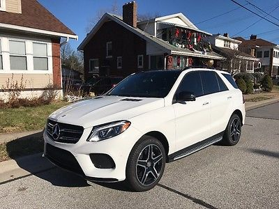 2016 Mercedes-Benz Other NIGHT PACKAGE 2016 MERCEDES-BENZ GLE350 NIGHT PACKAGE