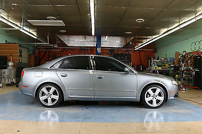 2008 Audi A4 S-Line Sport Package 2008 Audi A4 S-Line! 6 Speed Manual, $2,500 in services completed!! Clean, Nav!!