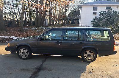 1994 Volvo 940  1994 Volvo 940 Turbo Wagon charcoal