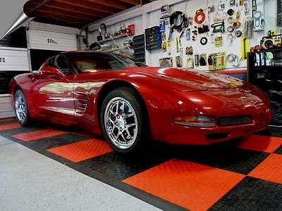 2001 Chevrolet Corvette 2 Door Coupe 2001 Corvette Coupe