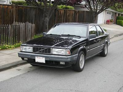 1989 Volvo Other Bertone Turbo Rare Coupe Barn Yard Collectible 1989 Volvo 780 Bertone 4 Cylinder Turbo