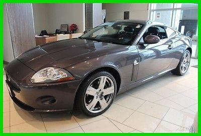 2008 Jaguar XK XK CPE 2008 XK CPE Used 4.2L V8 32V Automatic RWD Coupe Premium