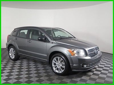 2012 Dodge Caliber SXT FWD I4 Hatchback Clean Carfax Cloth Seats AUX 79390 Miles 2012 Dodge Caliber FWD Hatchback Keyless Entry Automatic Low Price