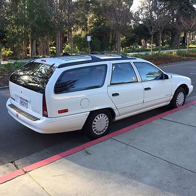 1993 Ford Taurus GL Wagon 4-Door 1993 FORD TAURUS WAGON  *48,000 ORIGINAL MILES*  2 OWNERS