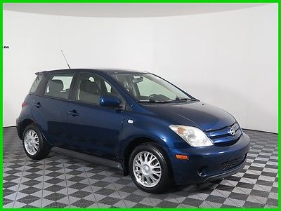 2005 Scion xA Base FWD I4 Hatchback Automatic Cloth Seats AUX 138769 Miles 2005 Scion xA FWD Sedan Keyless Entry Lowest Price in South East
