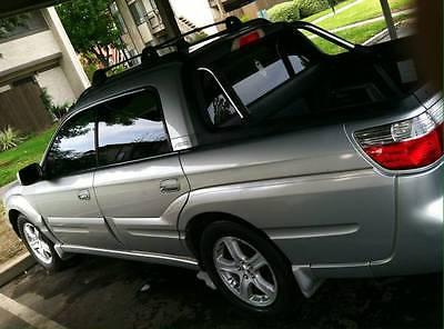 2003 Subaru Baja Base Crew Cab Pickup 4-Door 2003 Subaru Baja Crew Cab Pickup 4-Door 2.5L Fully Functional Clean CA Title