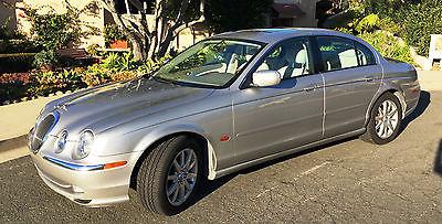 2000 Jaguar S-Type Sport Sedan 4-Door 2000 Jaguar S-Type Sport Sedan 4-Door 4.0L