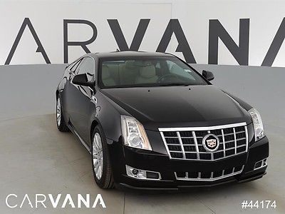 2012 Cadillac CTS Performance 2012 Performance Automatic AWD
