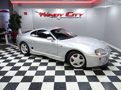 1993 Toyota Supra Twin-Turbo 93 Toyota Supra MKiv Twin-Turbo JDM Import Right Hand Drive Adult Owned & Stock!