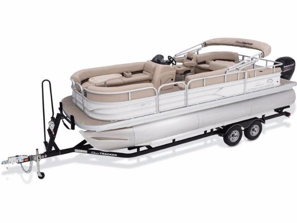 2017 Sun Tracker PARTY BARGE 22 XP3