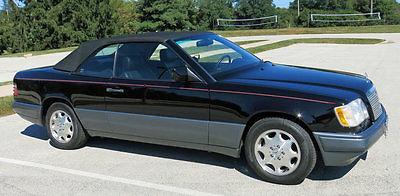 1995 Mercedes-Benz E320 Base Convertible 2-Door 1995 Mercedes E320 Convertible