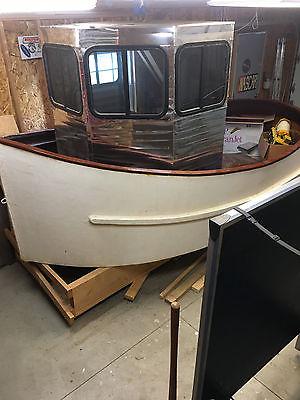14' mini tug boat
