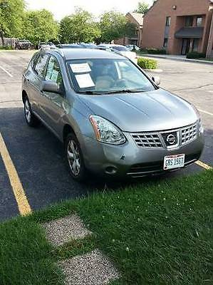 2009 Nissan Rogue SL Sport Utility 4-Door 2009 NISSAN ROGUE SL AWD 4WD 4 Cylinder SUV Clean Title Good Car No Reserve