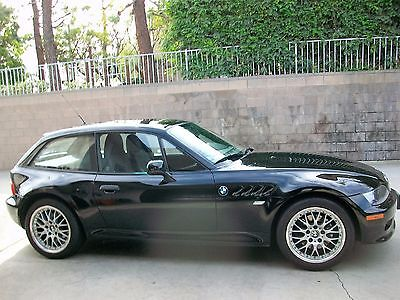 2001 BMW 3-Series D.Davide Moore car bmw z3