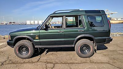 2003 Land Rover Discovery  2003 Land Rover Discovery II - Dream Build - New Engine and all.